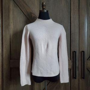 Gran Sasso Cashmere Mock Neck Sweater